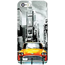 Apple Iphone 5S Back Cover - Car Designer Cases