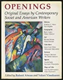 Openings: Original Essays by Contemporary Soviet and American Writers (0295969903) by Atwan, Robert
