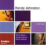 echange, troc randy johnston - Is It You?