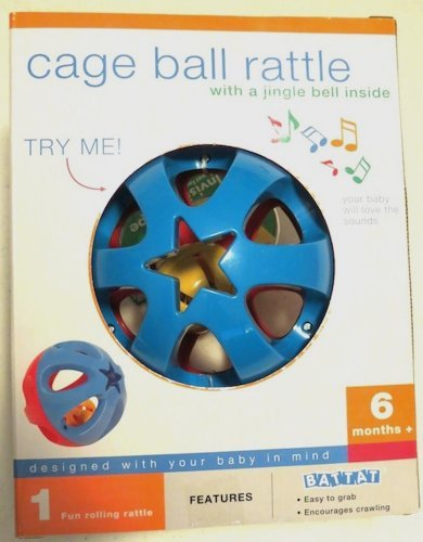 Battat-Cage-Ball-Rattle-with-a-Jingle-Bell-Inside