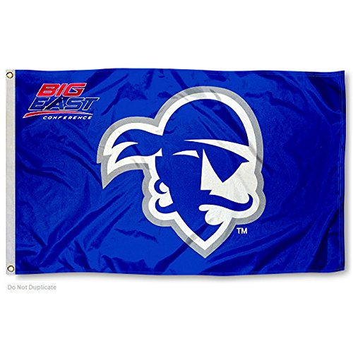 Seton Hall Pirates Big East Flag (Seton Co compare prices)