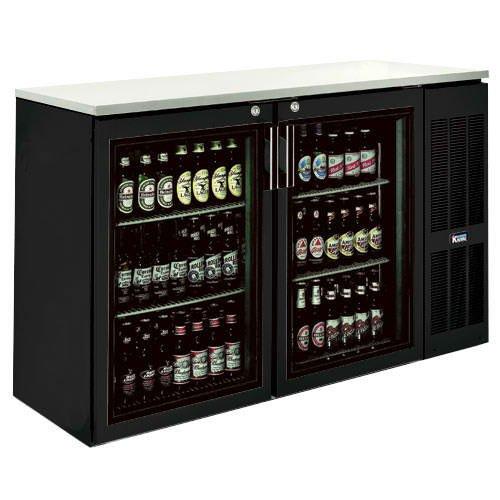 Back Bar Coolers front-400341