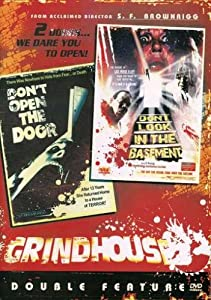 Don't Open the Door / Don't Look in the Basement (Double Feature