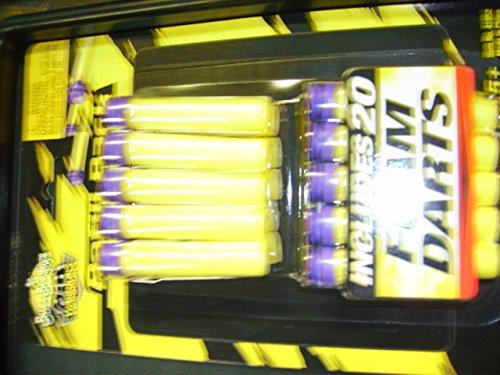 Buzz Bee Air warriors refill pack 20 darts - 1