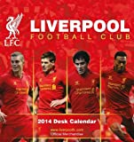 LIVERPOOL DESK EASEL 2014 CALENDAR (Calendars 2014)