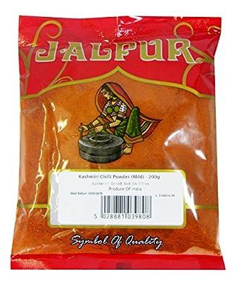 Gemahlene Kaschmir-Chilli (mild) - 200 g von Jalpur - Gewürze Shop