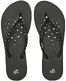 Showaflops Women's Antimicrobial Shower & Water Sandals - Elongated Heart