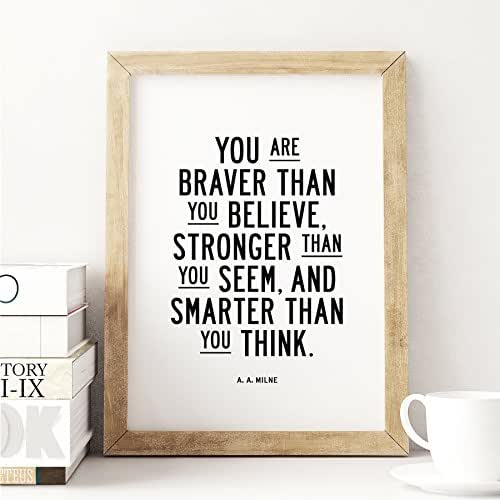the motivated type you are braver than you believe typography