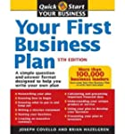 (Your First Business Plan) By Joseph...
