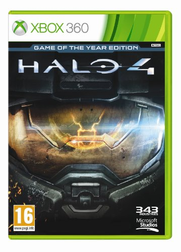 Halo 4 - Game of the Year XBOX 360 [Multilingua ITA, SPA, FRA, GER, ENG]