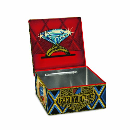 Blue Q Family Jewels Petite Cigar Box 1