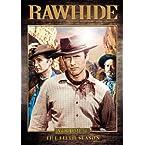 Rawhide: The Fifth Season, Volume 1 DVD