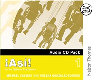 !Asi! 1- Audio CD Pack