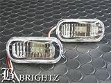 BRIGHTZ ステップワゴン RG1 RG2 LEDクリスタルサイドウィンカー 白×黄 【BRIGHTZ HO1】 10319