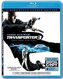 Transporter 3 (2-Disc Widescreen Fully Loaded Edition) [Blu-ray]
