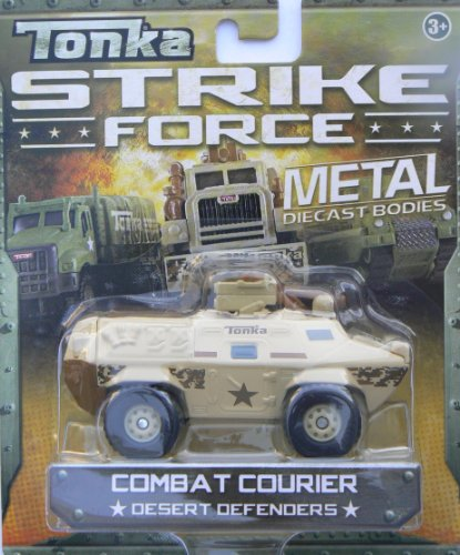 Tonka Strike Force Desert Defenders Combat Courier