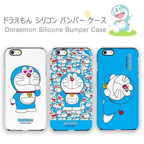 【 iPhone6 4.7inch ケース カバー 】 正品 Doraemon Silicon Bumper ドラえもん シリコン バンパー キャラクター 人気のスマホケース! iPhone 6 ケース カバー 4.7インチ アイフォン6 iPhone6 アイフォン 6 ケース カバー 4.7inch ケース カバー au ソフトバンク ドコモ Softbank docomo シンプル おすすめ ブランド スマホケース スマホカバー おしゃれ 人気 かわいい キャラクター ジャケット 携帯ケース 携帯カバー