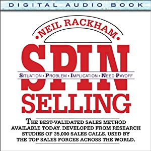 SPIN Selling Audiobook