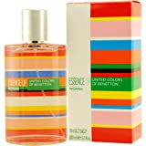 Benetton Essence By Benetton Edt Spray 97.59 ml