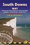 South Downs Way: Winchester to Eastbourne: A Practical Guide with 60 Maps, Places to Stay, Places to Eat (British Walking Guides)