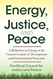img - for Energy, Justice, and Peace: A Reflection on Energy in the Current Context of Development and Environmental Protection book / textbook / text book