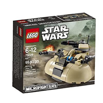 Lego, Star Wars Microfighters Series1, AAT [Armored Assault Tank] (75029)
