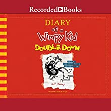 Double Down: Diary of a Wimpy Kid, Book 11 Audiobook by Jeff Kinney Narrated by Ramon De Ocampo