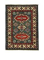 L'Eden del Tappeto Alfombra Uzebekistan Super Multicolor 62 x 86 cm