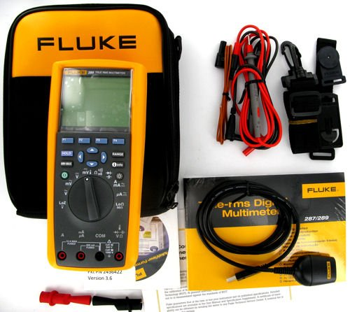 Fluke-289/FVF FlukeView Forms Combo Kit