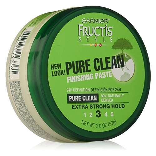 Garnier Fructis Style Pure Clean Finishing Paste, 2.0 Oz