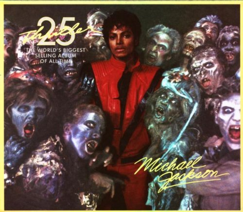 Thriller 25 artwork