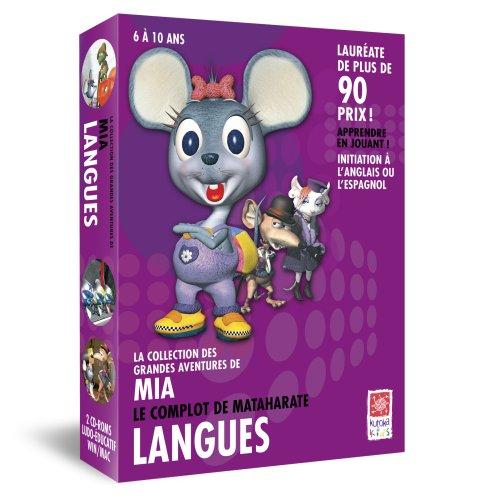 Mia Langues - Le complot de Mataharate (vf)