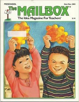 mailbox preschool magazine the mailbox idea magazine for teachers preschool oct nov 318