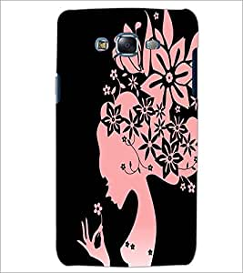 PrintDhaba PATTERN GIRL D-6209 Back Case Cover for SAMSUNG GALAXY J7 (Multi-Coloured)