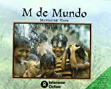 M de mundo/W is for world (Spanish Edition)