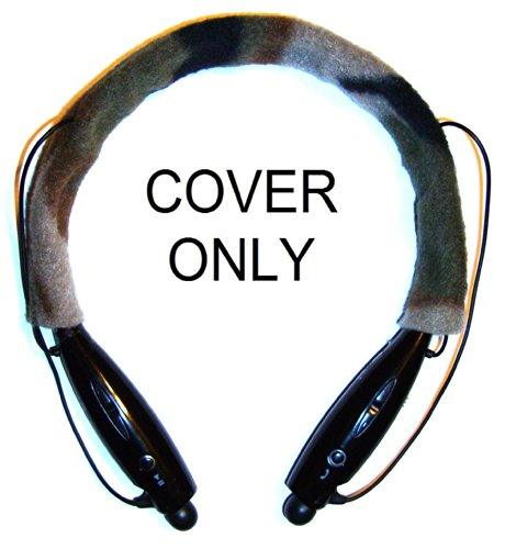 Fleece Mysoftcover Headset Cover To Fit Lg Tone (Short Style Camouflage)