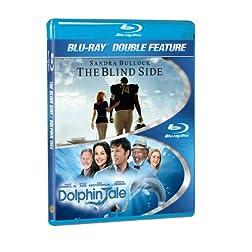 Blind Side / Dolphin Tale [Blu-ray]