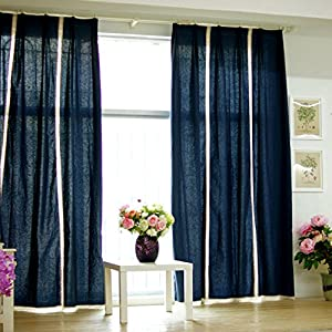 Fadfay window curtain curtains for living room curtains drapes window curtain - Amazon curtains living room ...