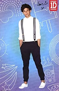 One Direction - Louis - Pop Poster Print (22 x 34) by Trends International