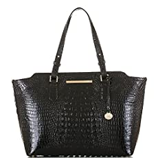 Chandra Business Tote<br>Black Melbourne