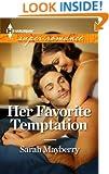 Her Favorite Temptation (Mathews Sisters Book 1)