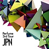 Perfume 3rd Tour 「JPN」(初回限定:ジャケット絵柄ステッカー封入) [Blu-ray]