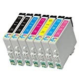 7 Pack - Remanufactured Ink