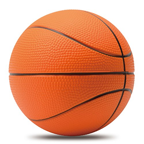 Small Toy Basketball : Mini basketball chastep inch foam safe and