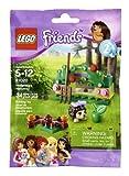 LEGO Hedgehog Hideaway Playset