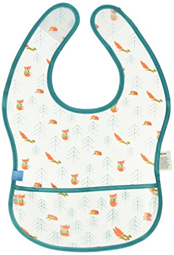 lassig-washable-waterproof-eva-bib-stay-dry-unisex-easy-to-clean-leak-proof-keeps-stains-off-clothes