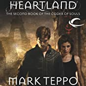 Heartland: Codex of Souls, Book 2 | Mark Teppo