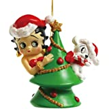 Westland Giftware Betty Boop Ornament, 3-Inch, Christmas Tree Betty