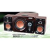 Bluetooth対応 サブウーファー付スピーカーシステム HNB-PW3300BT