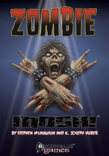 Zombie Mosh! Game - 1